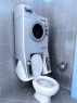 WashUP Washer and Toilet Combined