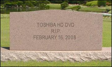 TOSHIBA HD DVD RIP