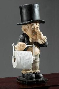 the TP butler!
