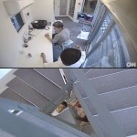 Tokyo man builds a home in a space designed for parking