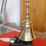 DIY USB Bronze Bell Clock