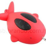 The USB Cetacean Whale Speaker