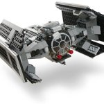 LEGO Darth Vader TIE Fighter