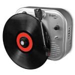 Vertical Vinyl Player