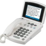 Voice To Text Translating Telephone