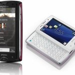 Sony Ericsson unveils Xperia mini and Xperia mini pro