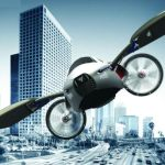 The YEE Flying concept car: So this is love