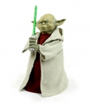 Light-Up Yoda Tree Topper