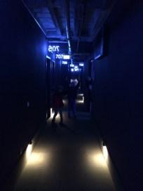 Flur 7. Etage