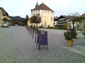 Bodenmais – Marktplatz