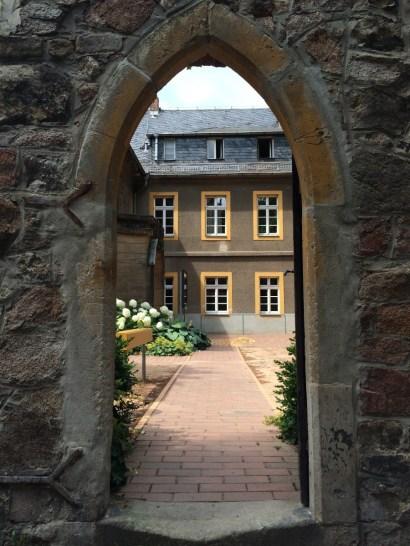 Radebeul Hinterhof