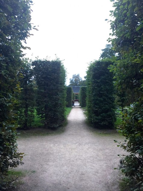 Wandelgänge im Schlosspark Pillnitz