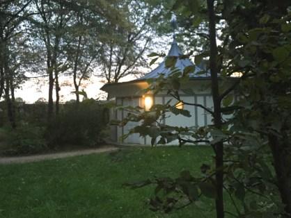 Pavillion im Schlosspark Pillnitz