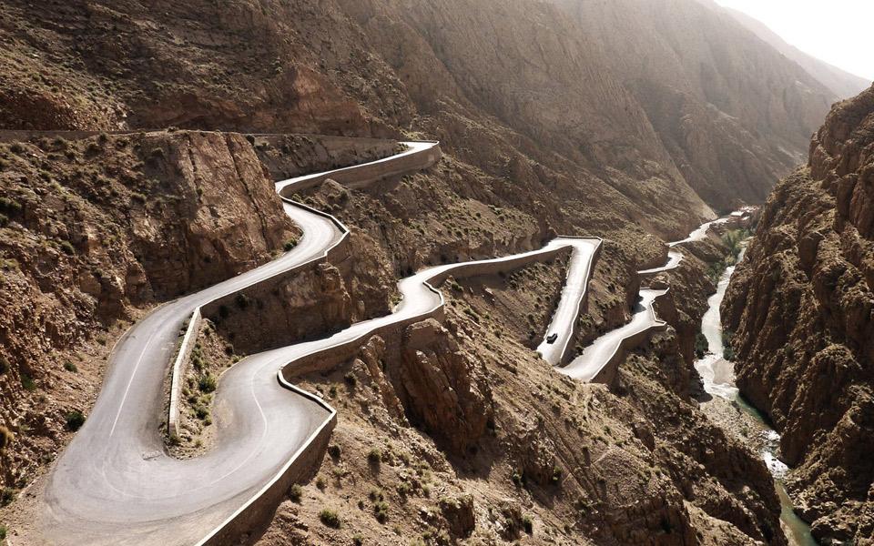 Las trece carreteras más espectaculares del mundo