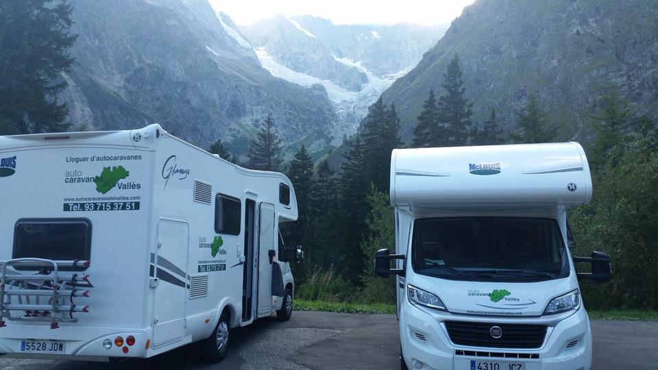 Rutas en autocaravana para disfrutar de la naturaleza