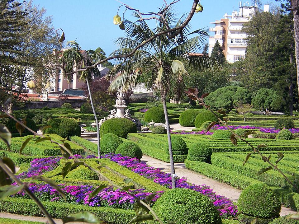 El encanto de los parques y jardines de Lisboa