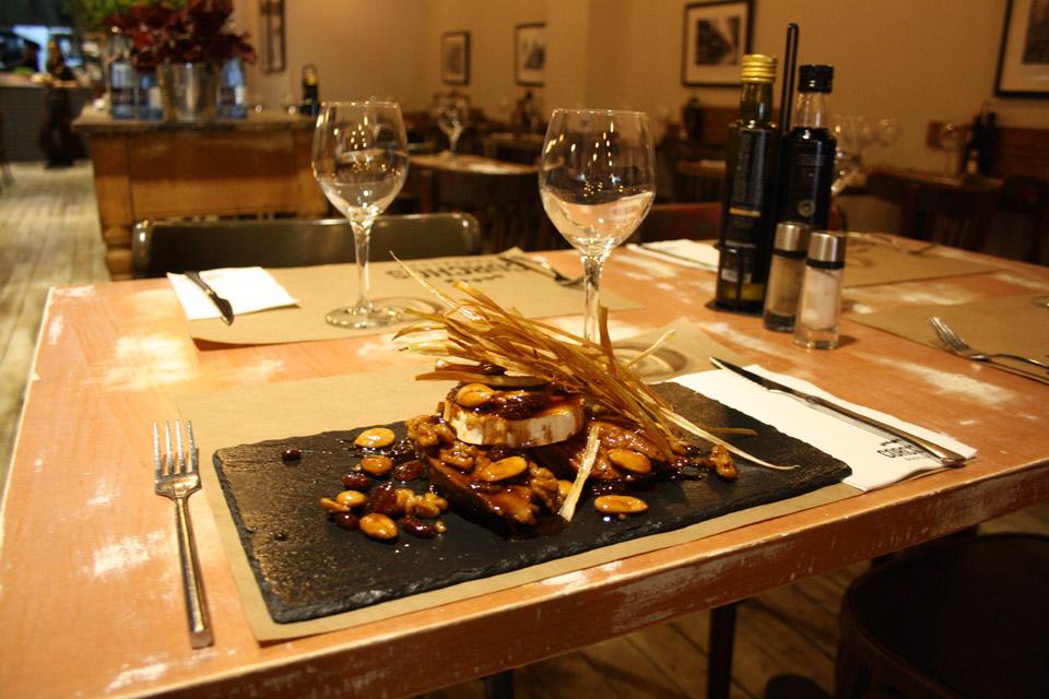 Corchos Barcelona | Tapas gourmet con productos de proximidad