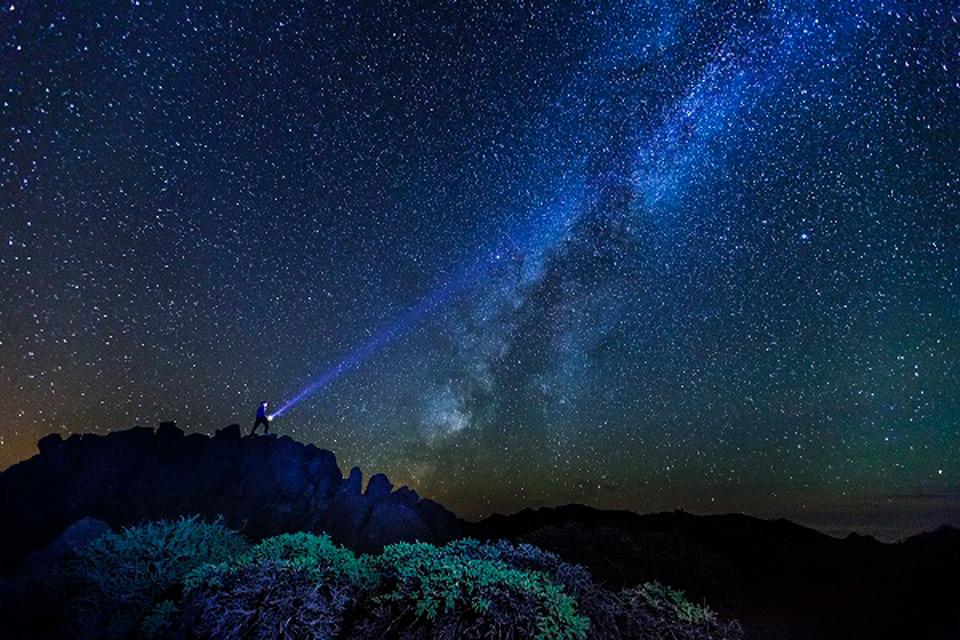Fotografía de Van Marty: Cielo de La Palma
