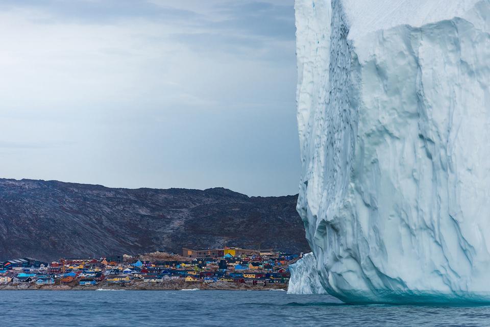 Ilulissat, fotografía por Rebecca Gustafsson y Visit Greenland