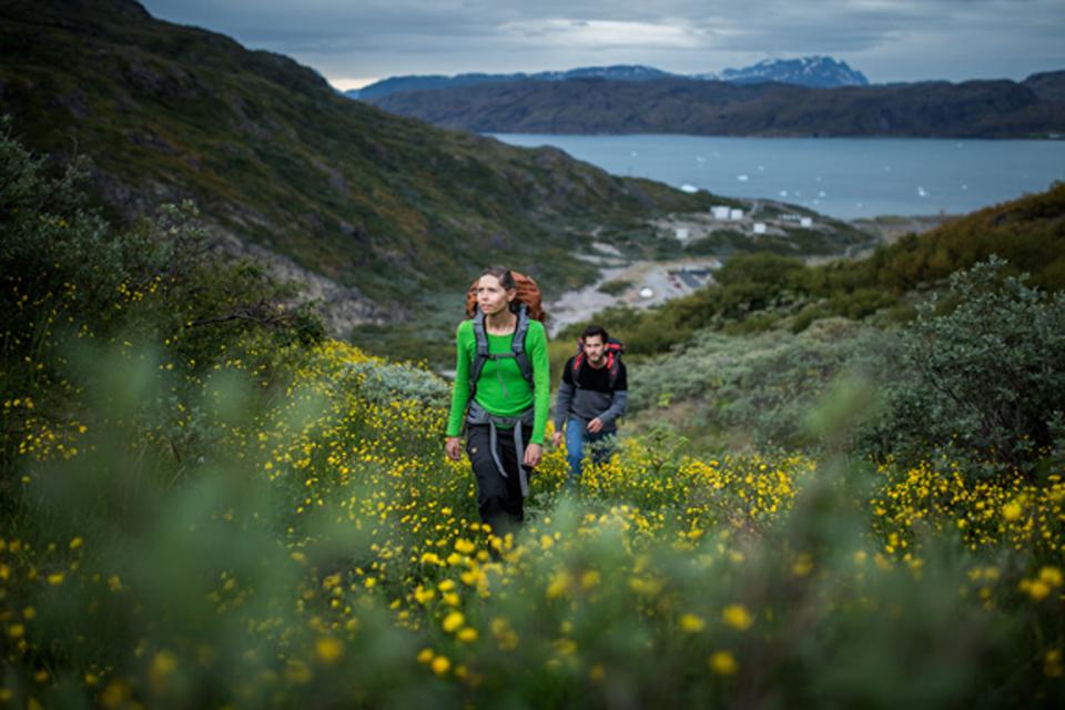 Narsarsuaq, fotografía por Mads Pihl y Visit Greenland