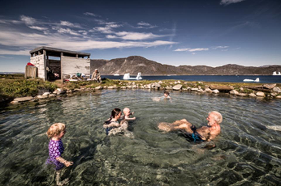 Uunartoq, fotografía por Mads Pihl y Visit Greenland