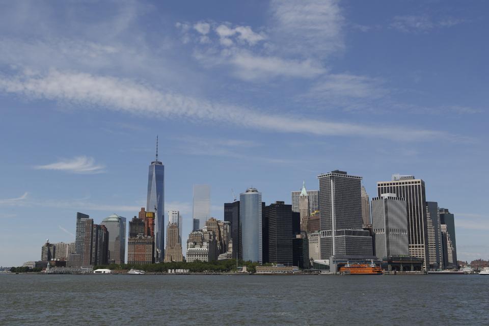 Governors Island, Financial District, Manhattan. Foto: Kate Glibksberg