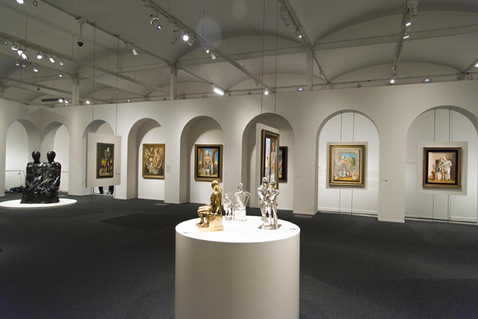 CaixaForum Barcelona   El mundo de Giorgio de Chirico. Sueño o realidad