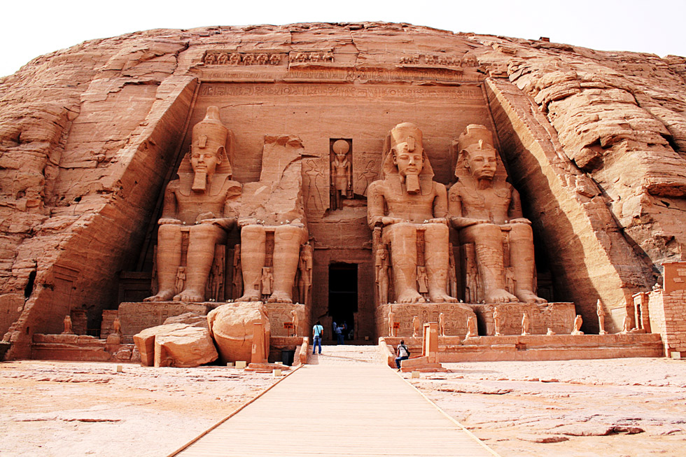 Abu Simbel. ©Hedwig Storch