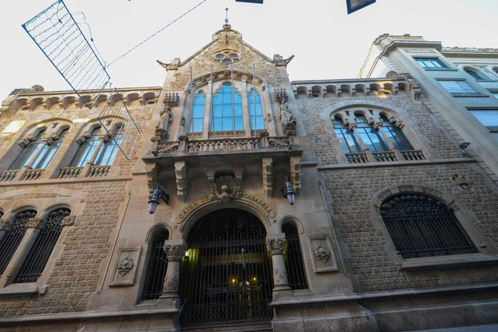 El modernismo en Sabadell ©visitvalles.com