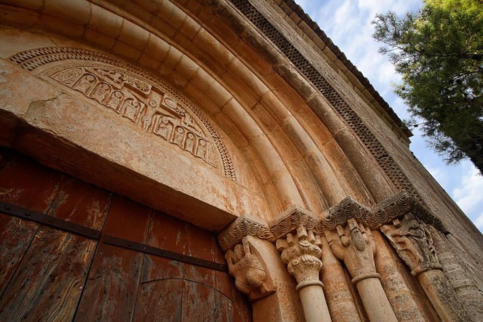 Iglesia románica de Siurana ©Turisme Priorat