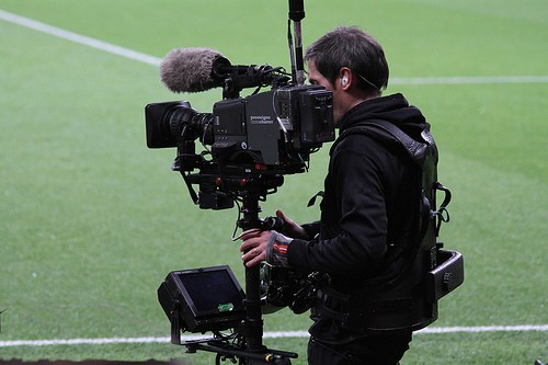 """""""Cameraman"""" by Ronnie Macdonald (CC BY 2.0)"""