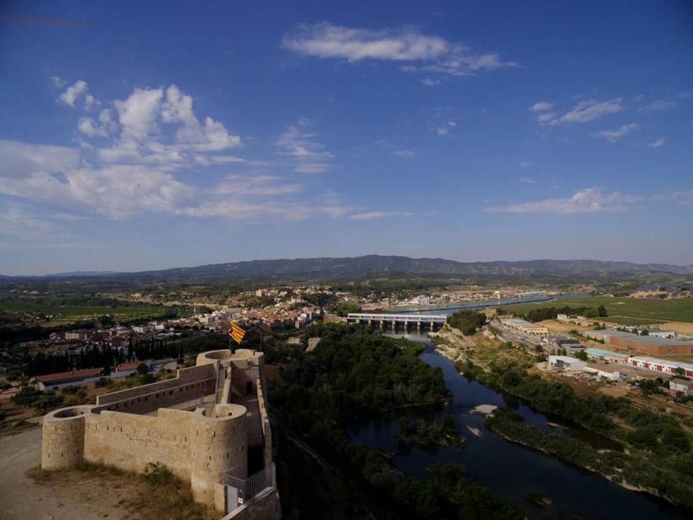 Flix   Donde el Ebro pasa dos veces
