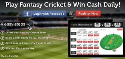 {*HOT*} DREAM11-PLAY FANTASY CRICKET AND EARN REAL MONEY-RS.250 ON SIGNUP + REFER AND EARN-MAY'16
