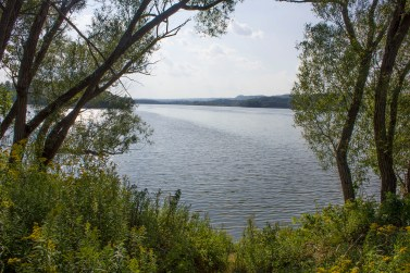 Cootes Paradise Conservation lands and water