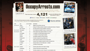 OccupyArrests.com Brings Accountability