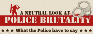 Infographic: A Neutral Look at Police Brutality