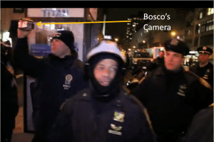 TARU Camera - NYPD