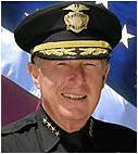 San Diego PD Chief William M. Lansdowne