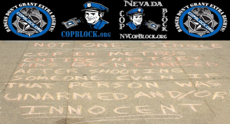 LVMPD Accountability Murder