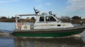Unconstitutional Stops by Tangipahoa Sheriff & Louisiana Wildlife Boats on Bayou
