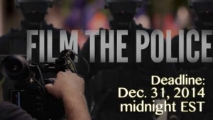 Video Contest: #WhyIFilmThePolice