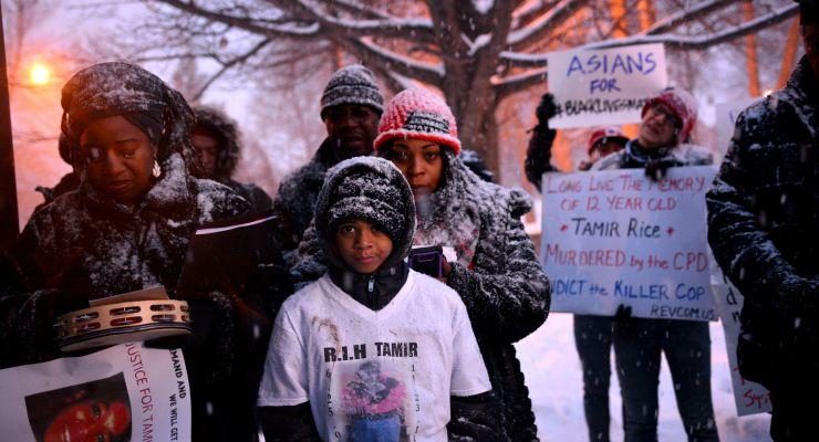 Tamir Rice Family