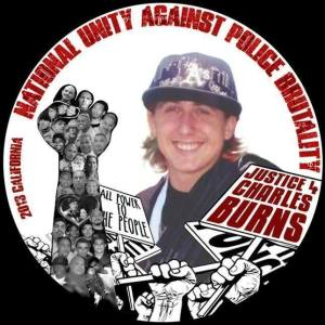 Justice For Charles Burns