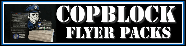 Click Banner to get CopBlock.org Flyers