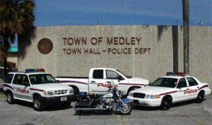 Complaint of Misconduct by Medley, Florida Police Officers Falls on Deaf Ears