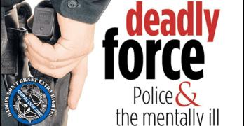 police kill mentally ill
