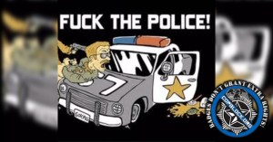 The Law on Cursing at Cops (Repost)