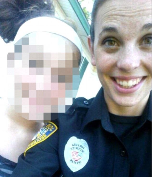 Officer Courtney Schlinke