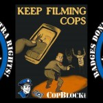 Boston Cop Claims It's Illegal to Film Him Without Informing Him First