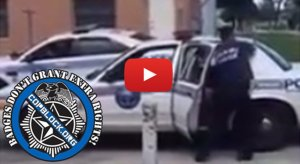 Video Shows Miami Cop Attack Handcuffed Man In Patrol Car